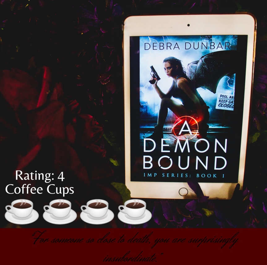 Debra Dunbar – A Demon Bound (Imp Series Book1)